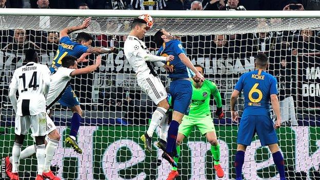 Ronaldo scores second goal