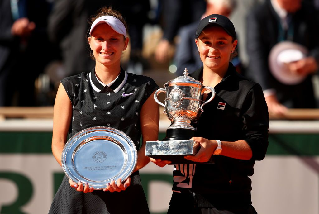 This may not be the last time the two players meet in a Grand Slam final
