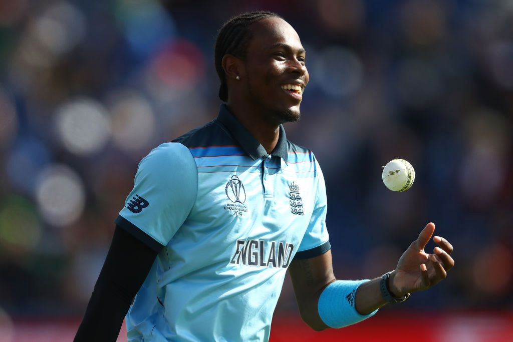 Jofra Archer was in impressive form too