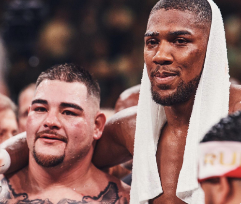 Anthony Joshua is expected to face a rematch with Andy Ruiz Jr soon