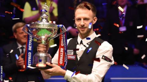 Judd Trump won the World Championship in May