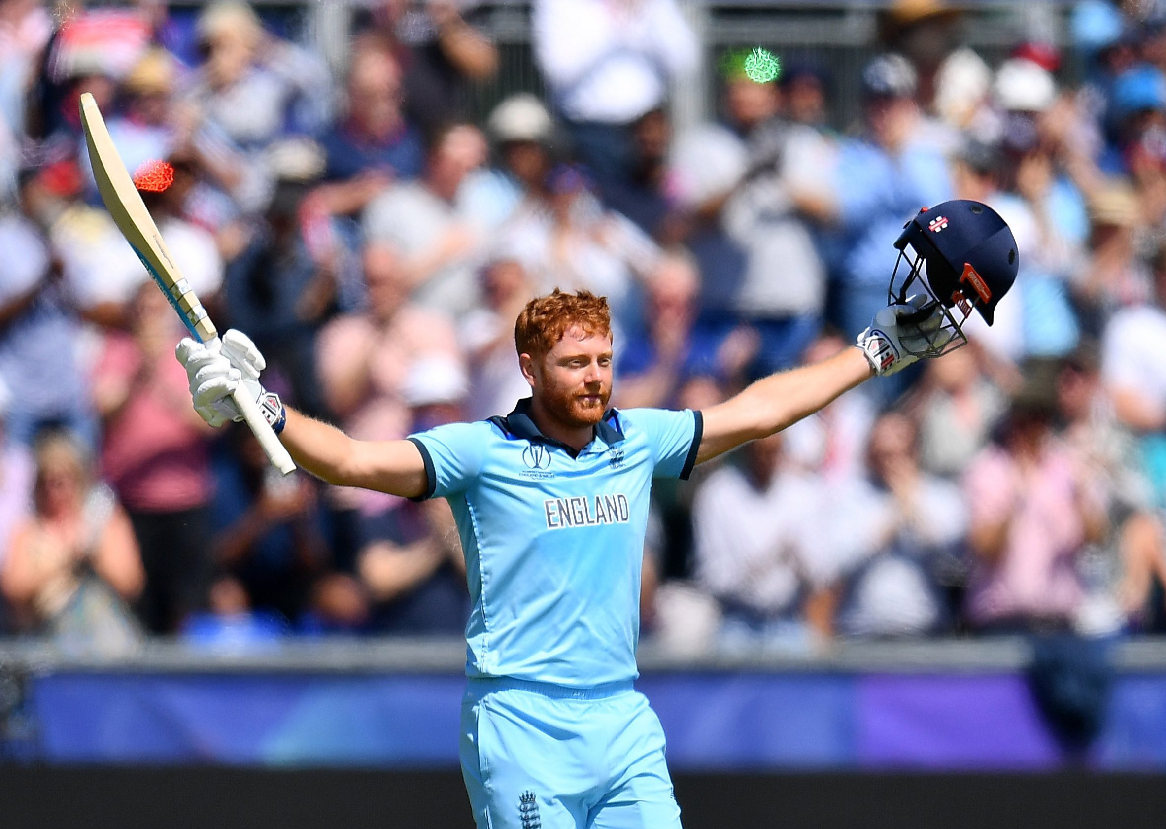 England take on Australia in the Cricket World Cup semi-final today