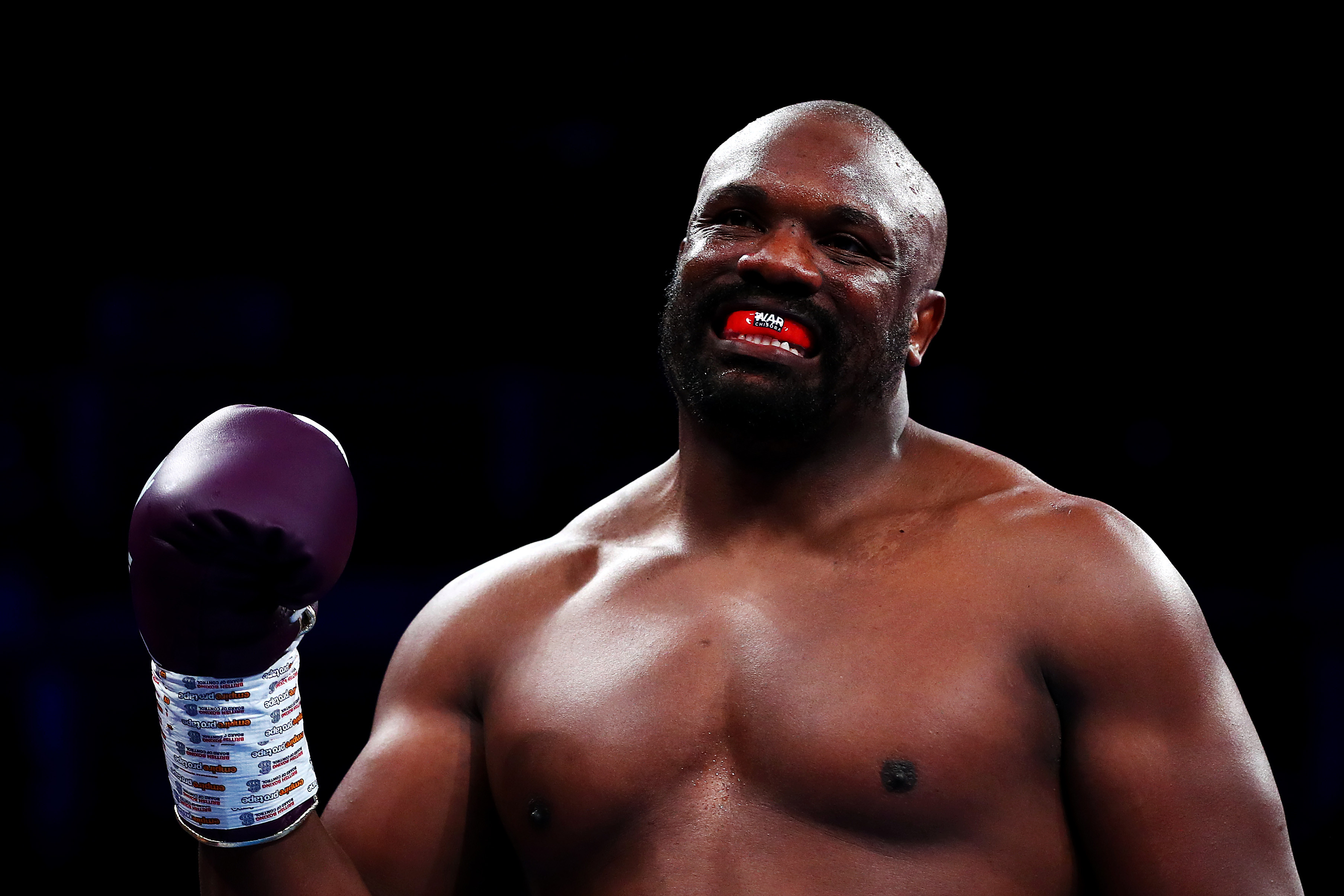 ed Chisora knocked out Artur Szpilka on July 20 in his last fight