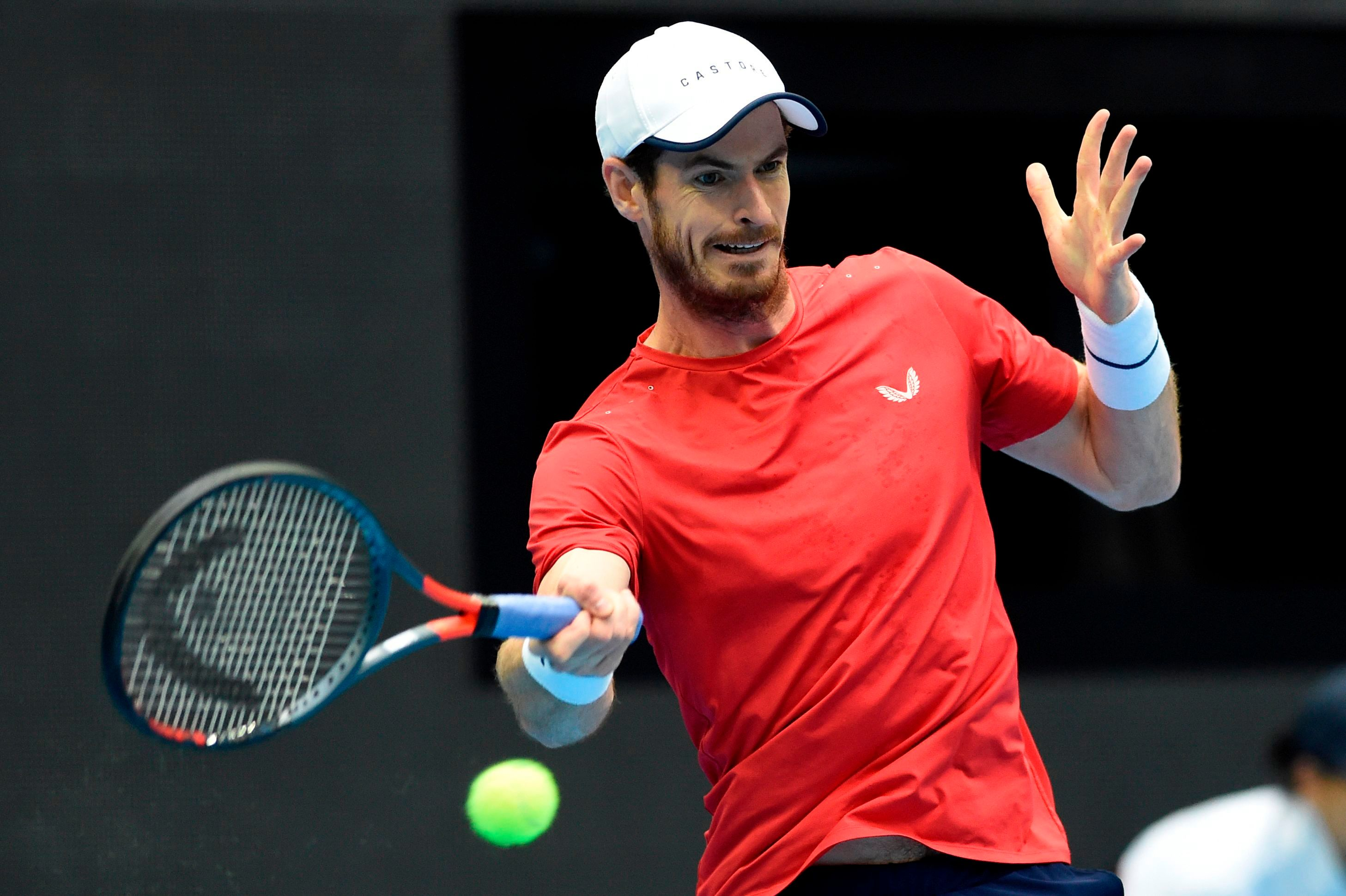 Murray has already made a successful return to Masters level tennis
